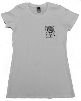 Quiet Minded T Shirt Ladies